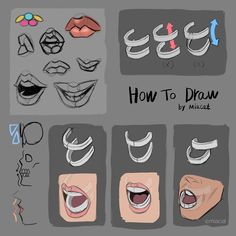 Anatomy Drawing Reference Miacat — How to draw character and Anatomy. Male Figure Drawing, Figure Drawing Reference, Anatomy Reference, Pose Reference, Draw Character, Character Design, Drawing People, Art Tutorials, Drawing Tutorials
