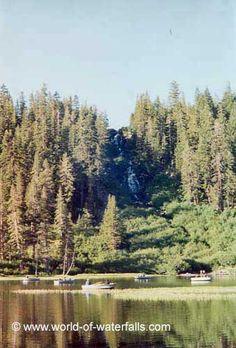 Twin Falls, Inyo National Forest / Mammoth Lakes / Mono County / Fresno County, California, USA
