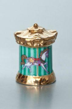 Gallery.ru / Фото #8 - The Franklin Mint Carousel Magic Thimble Collection 24K - Joniks