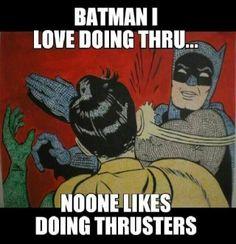 thrusters | CrossFit Everett