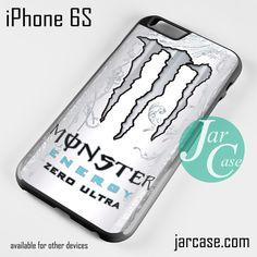 Bon Monster Energy Drink Zero Ultra Phone Case For IPhone 6/6S/6 Plus/