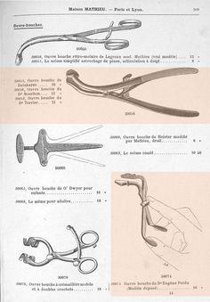 anestesia apribocca Delabarre Perdu catalogo