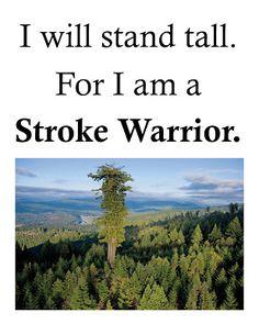 I'm Injured Not Stupid Podcast: Stand Tall Stroke Survivors