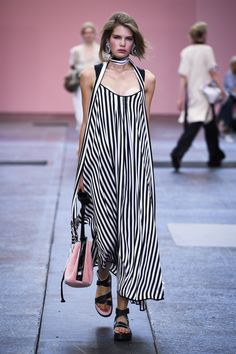 Look 15. By Malene Birger Spring/Summer 2017 Ready-To-Wear Collection