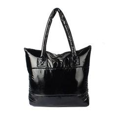 1PC Hot Selling Waterproof Women Girl Shoulder bags Space Bale Nylon Totes For Lady Handbag Zipper Shoulder Bag #Y5