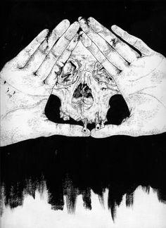 ☠ Welcome to my world ♥: Photo World Cat, Darkness Falls, Skull And Bones, Memento Mori, Wild Child, World Best Photos, Skull Art, Black Magic, Magick
