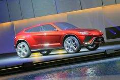 Lamborghini Urus SUV Reportedly Confirmed for Production - Carscoops