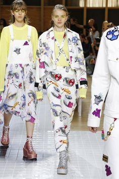 Kenzo | Menswear - Spring 2017 | Look 80