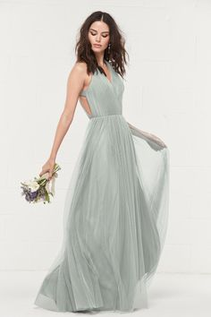 a7311520bb2ef 444 in Sage Classic Bridesmaids Dresses, Bridesmaid Dresses, Prom Dresses,  Formal Dresses,