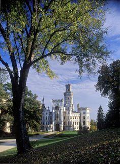 Kudy z nudy - Zámek Hluboká nad Vltavou - neogotický klenot přístupný po celý rok