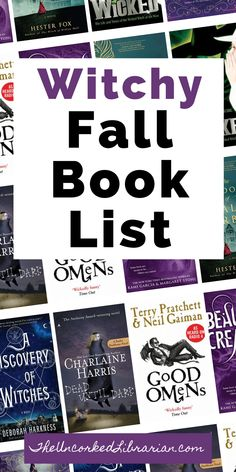 Halloween Book List | Are you looking for witch books to read this fall? Don't miss our favorite wickedly witchy reading list filled with books about witches and books with witches. We'll share over 20 spellbinding and wickedly witchy books for adults and teens. Historical fiction and fiction included. New Books, Good Books, Books To Read, Reading Lists, Book Lists, Literary Travel, Halloween Books, Historical Fiction, Book Recommendations