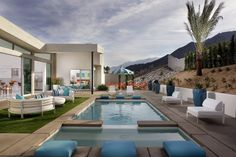 Skye is a brand-new neighborhood in Palm Springs, California offering stunning luxury homes with generous homesites. Skye homeowners will enjoy spacious, well-designed floor plans with luxury finishes, generous home sites, and a private pool & spa in every home.