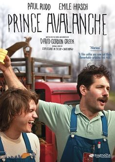 PRINCE AVALANCHE (2013) – Review