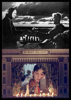 Ingmar Bergman's movies <3