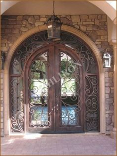 Beautiful Front Door Entrance.... Would you like to see the rest of the house?