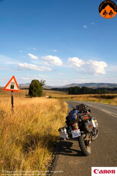 Adventure biking on the Kwazulu-Natal Midlands, South Africa - on the way to Lesotho on a solo ride Ducati, Yamaha, Kwazulu Natal, Top Travel Destinations, My Ride, Countries Of The World, Solo Travel, Biking, Motorbikes