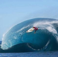 Surfing, surfer, insane, huge wave