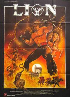 Lionman II (1979)