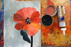 that artist woman: Poppy Art for Remembrance Day th. that artist woma Poppy Craft For Kids, Winter Crafts For Kids, Art For Kids, Remembrance Day Activities, Remembrance Day Poppy, Paper Plate Poppy Craft, Paper Craft, Memorial Day Poppies, Memorial Day Coloring Pages