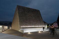 Peter Haimerl : Konzerthaus Blaibach - ArchiDesignClub by MUUUZ - Architecture & Design