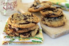 According to the New York Times - these are the best Chocolate Chip Cookies.