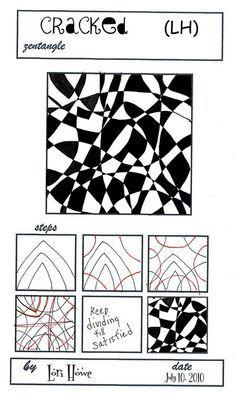 #zentangle #pattern