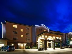 Kamloops (BC) Best Western Plus Kamloops Hotel Canada, North America Located in West End, BEST WESTERN PLUS Kamloops Hotel is a perfect starting point from which to explore Kamloops (BC). The hotel offers a high standard of service and amenities to suit the individual needs of all travelers. 24-hour front desk, facilities for disabled guests, Wi-Fi in public areas, car park, family room are just some of the facilities on offer. Guestrooms are designed to provide an optimal lev...