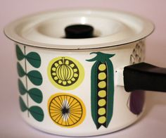 In love with this vintage collectable | Finel Pot by Esteri Tomula & Kaj Franck