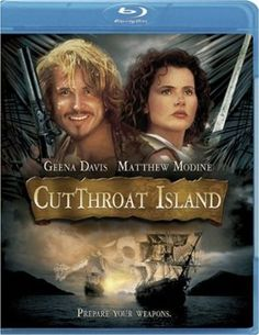 geena davis cutthroat island  Corsari