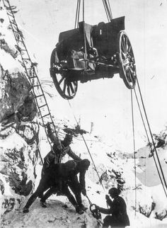 Soldiers on WWI's Italian Front fought enemies, frostbite and avalanches