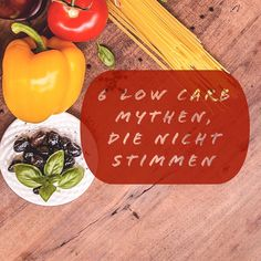 Many advocates of Low Carb claim that it is the optimal diet and that every person should eat low ca Shops, Common Myths, No Carb Diets, Diet And Nutrition, Bamboo Cutting Board, Vegetables, Doctors, Food, Fitness