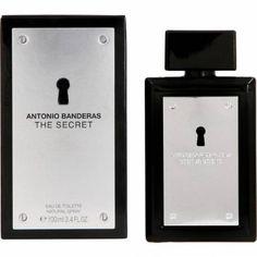 the secret antonio banderas hombre