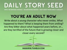 story seeds   For All Your Writerly Needs!