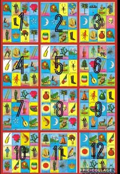 37 Ideas De Lotería Lotería Cartas De Loteria Cartas De Loteria Mexicana