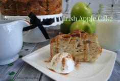 Irish Apple Cake - Ottawa Mommy Club - Moms and Kids Online Magazine : Ottawa Mommy Club – Moms and Kids Online Magazine