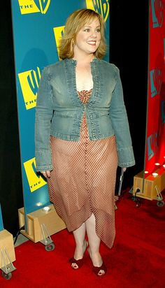 Melissa McCarthys Style Evolution: From Sookie St. James To Stylish Star