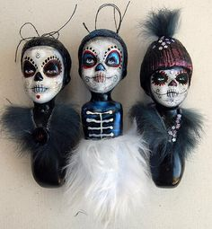 Day of the Dead ornies
