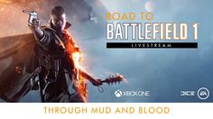 """Road to Battlefield 1 Livestream - """"Through Mud and Blood"""" Single Player Playthrough https://www.youtube.com/watch?v=4YL2BFZFR5Q"""