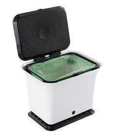 Fresh Air Odor-Free Kitchen Compost Collector #zulily #zulilyfinds