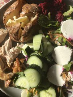 Goat Cheese Salad, Roast Chicken, Cobb Salad, Photo And Video, Instagram, Food, Essen, Meals, Yemek