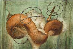 Igor Oleynikov. Russian Illustrator (1) ~ Blog of an Art Admirer