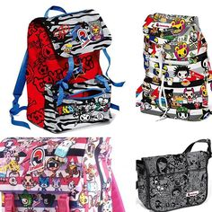 2009-#throwbackthursday #tbt (just realized it's still Tuesday!!!...i am burn out working 24/7..)back to school collaboration with iconic backpack Italian brand @invicta_official . This #tokidoki x #invicta collection made me very happy cause basically every Italian student had one, especially in the 80's when I was growing up in Rome. It brought back many memories when most of kids were doodling and putting patches over their backpacks.  #invicta @tokidokibrand #bag #accessories…