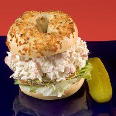 Sandwich à la goberge