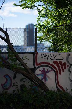 Gamlebyen: Graffiti