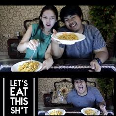 Lets Eat This Sh*t! eps. PASTA