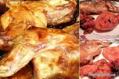 Aprende a preparar conejo al horno al ajillo con esta rica y fácil receta. Pon en la placa del horno un poco de aceite. Sala el conejo (se puede usar también pimient...