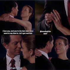 6.07 Grey Quotes, Grey Anatomy Quotes, Tv Quotes, Greys Anatomy, Private Practice Quotes, Addison Montgomery, Kate Walsh, All Tv, Let's Get Married