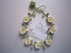 お花のネックレス画像1
