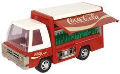 coca-cola buddy L delivery truck