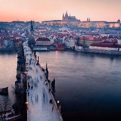 Praha Long bridge
